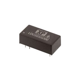 DC-DC LED-Drivers - LDU20 - XP-Power