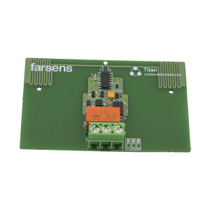 EPC C1G2 Compliant Batteryless Relay - Farsens