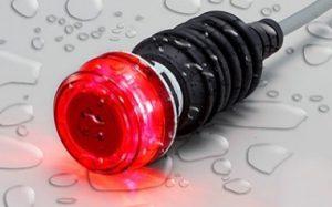 HW1Z verlichte buzzer - APEM/IDEC