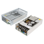 Metal Frame AC-DC Power Supplies- XP-Power