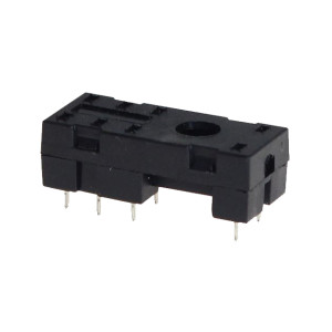 Sockets with PCB Pins for PCB Relays - CamenBoss
