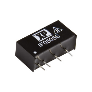 Through Hole Mount DC-DC powersupply - IF - XP-Power