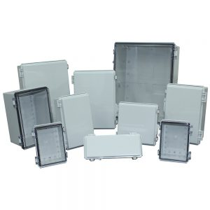 CamdenBoss Heavy Duty Enclosure X8
